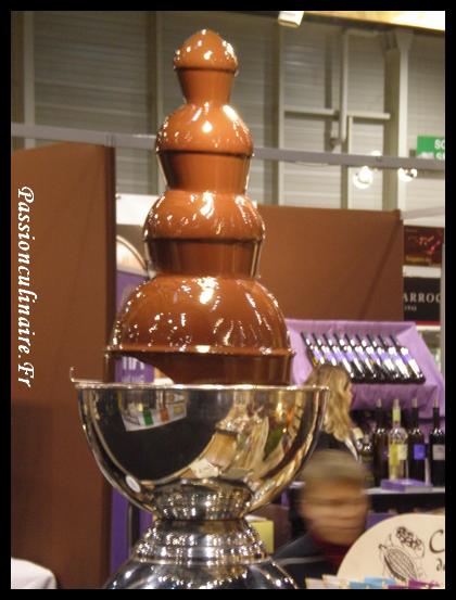 Reportage photos du premier salon du chocolat marseille provence - Salon du chocolat a marseille ...