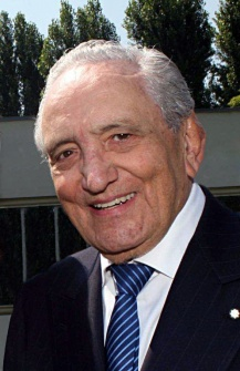 Photo portrait Michele Ferrero