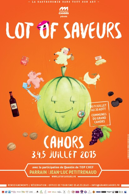 Festival Lot Of Saveurs Cahors
