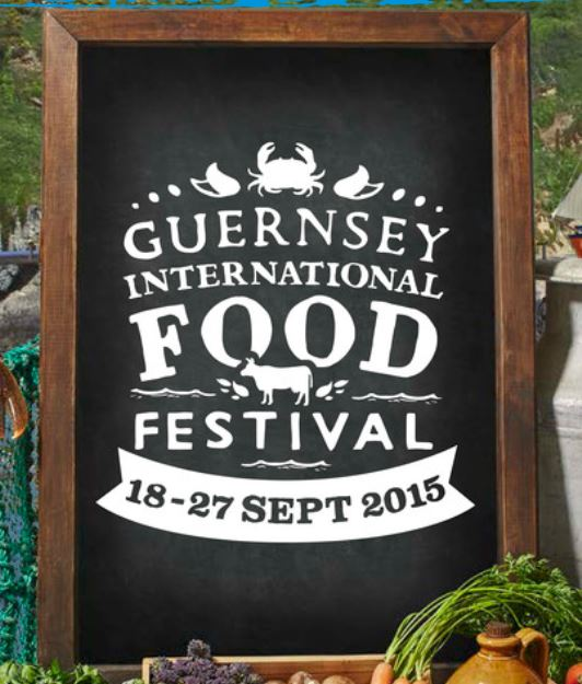 Logo Food Festival - Guernesy
