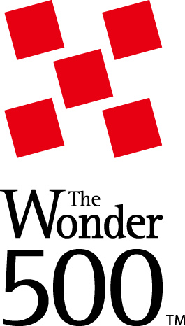 Logo Label The Wonder 500
