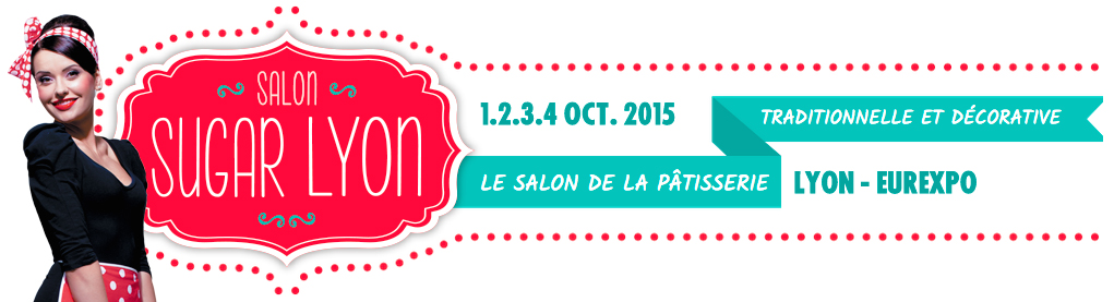 Affiche Salon Sugar Lyon 2015
