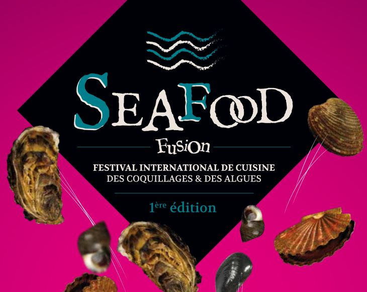Logo Festival Sea Food Fusion
