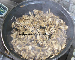 Dartois aux champignons - Photo n°5